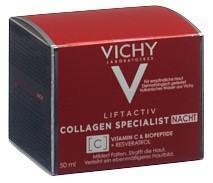 VICHY Liftactiv Collagen Specialist Nacht 50 ml