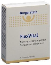 BURGERSTEIN FlexVital Kaps 30 Stk