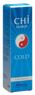 CHI ENERGY Cold Emulgel 75 ml