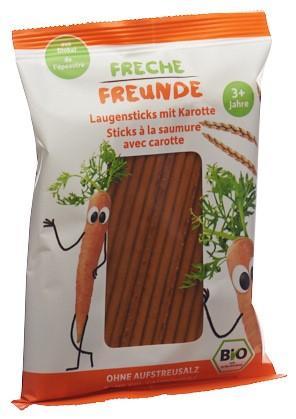 FRECHE FREUNDE Laugensticks Karotte Btl 75 g
