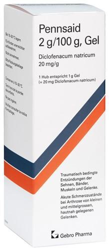 PENNSAID Gel Dosierspr 112 g