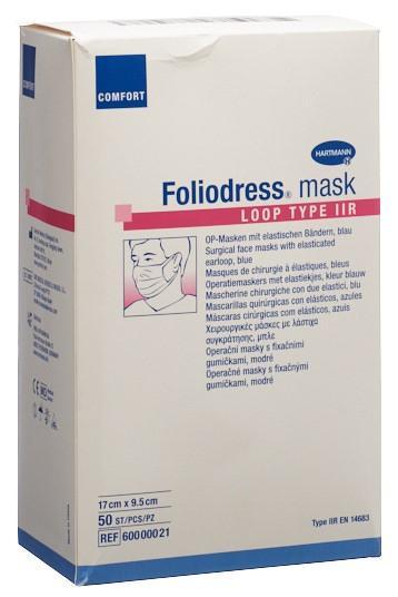 FOLIODRESS Mask Loop Typ IIR 50 Stk