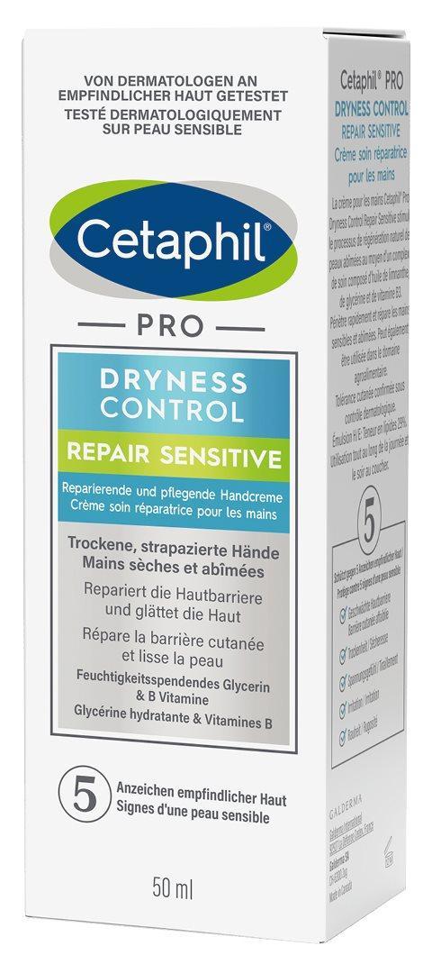 CETAPHIL PRO DRYNESS CONT REPA SENS Handcr 50 ml
