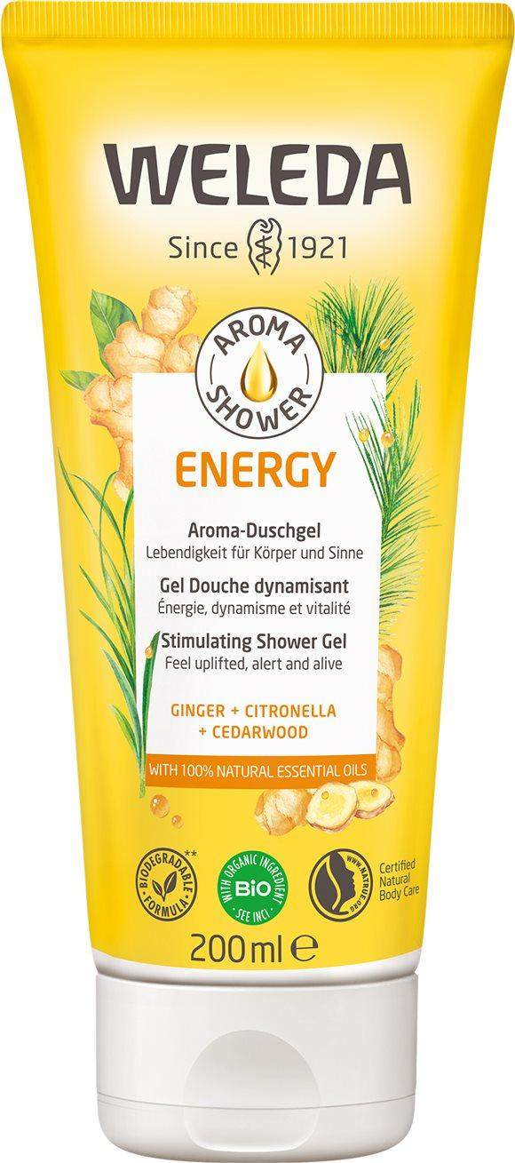 WELEDA Aroma Shower Energy Tb 200 ml