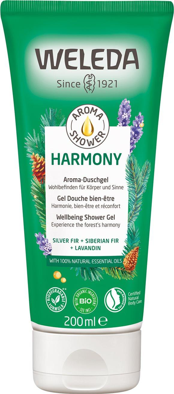 WELEDA Aroma Shower Harmony Tb 200 ml