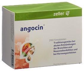 ANGOCIN Filmtabl 200 Stk