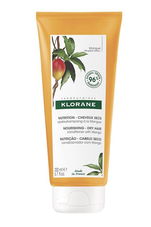 KLORANE Mango Pflegebalsam 200 ml