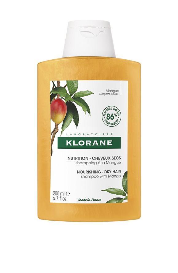 KLORANE Mango Shampoo 200 ml