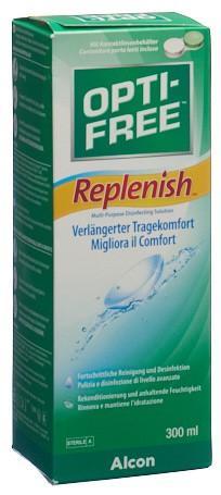 OPTI FREE REPLENISH Desinfektionslös (neu) 300 ml
