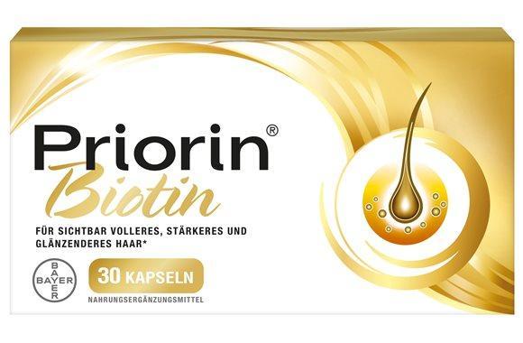 PRIORIN Biotin Kaps 30 Stk