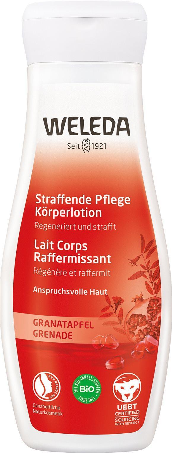 WELEDA Körperlotion Granatapfel straffend 200 ml