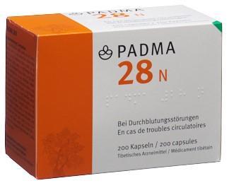 PADMA 28 N Kaps 200 Stk