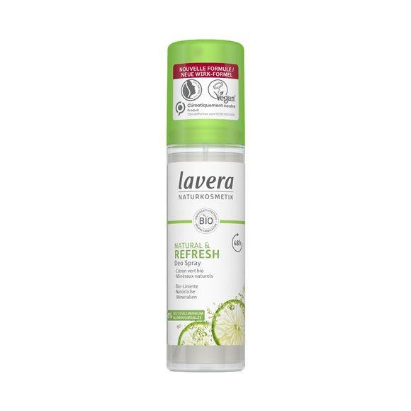LAVERA Deo Spray Natural & REFRESH Spr 75 ml