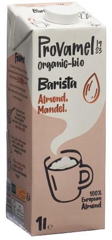 PROVAMEL Mandeldrink Barista Bio 1 lt