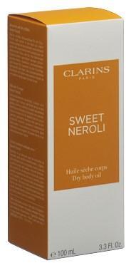 CLARINS Huile Seche Neroli 100 ml