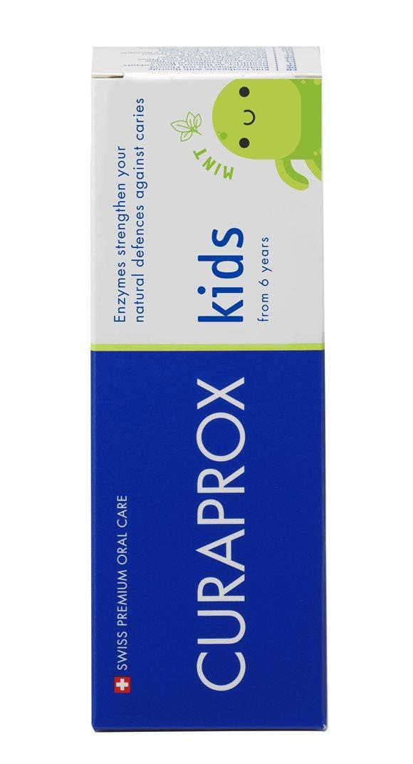 CURAPROX kids Kinderzahnp Minze 1450ppm F 60 ml