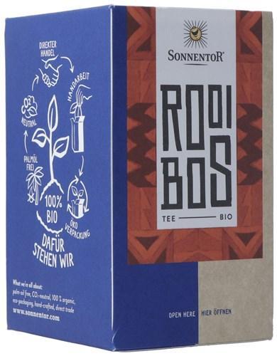 SONNENTOR Rooibos Premium Tee Btl 18 Stk