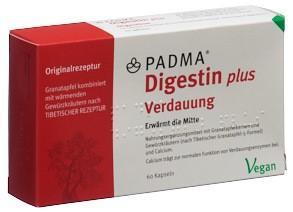 PADMA DIGESTIN plus Kaps Blist 60 Stk