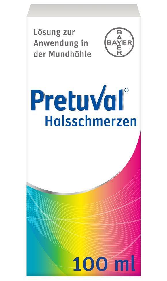 PRETUVAL Halsschmerzen Lös Fl 100 ml