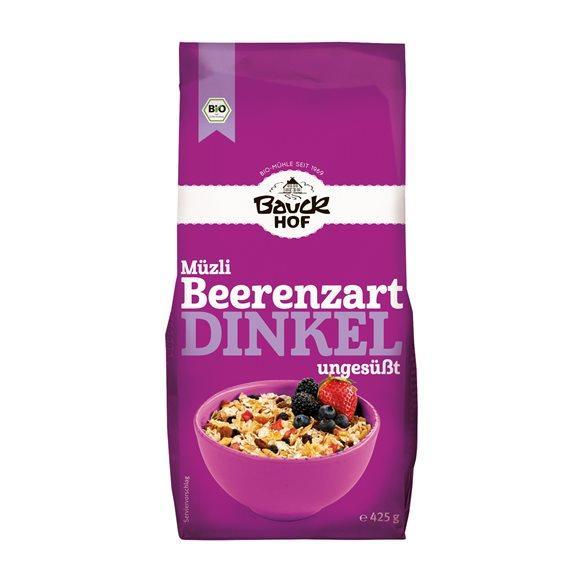 BAUCKHOF Dinkel Müzli Beerenzart 425 g