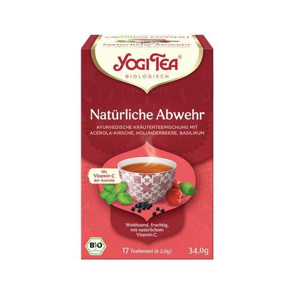 YOGI TEA Natürliche Abwehr 17 Btl 2 g