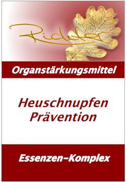 Richter Heuschnupfen-Prävention