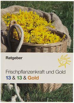 ALPMED Ratgeber Frischpflanzenkraft und Gold