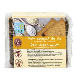 PURAL Vollkornbrot Buchweizen glutenfrei 375 g