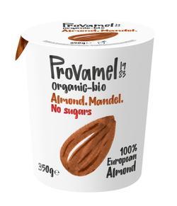 PROVAMEL Jogurt aus Mandeln Nature ungesüsst 350 g
